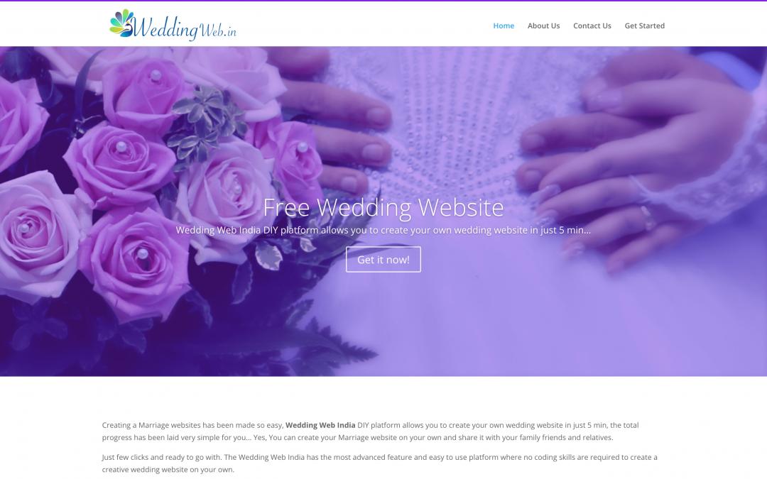 Wedding Web India