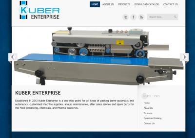 Kuber Enterprise